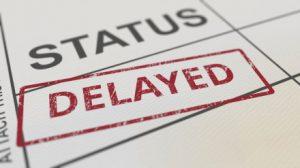 Status Delayed
