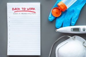 COVID-19 Back To Work Plan