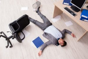 Accident In The Workplace