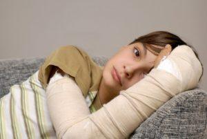 Child personal injury